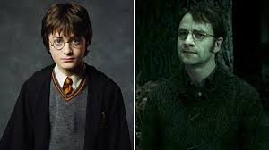 Harry Potter Movies by J K Rowling Reveals New Secrets About Harry Potter U0027s Family On