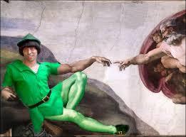 Peter Pan Meme - image 26188 randy constan peter pan guy know your meme