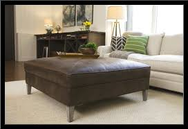 awesome coffee tables ideas best large leather ottoman coffee