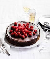 chocolate and hazelnut cake with espresso ganache gourmet traveller