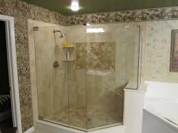 Shower Doors Reviews Seamless Shower Doors Threeseeds Co