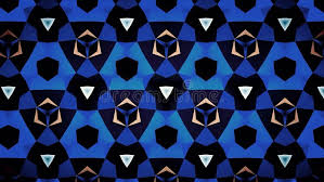 sapphire blue wallpaper blue sapphire mirage bokeh pattern background stock photo image