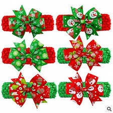 different types of hair bows stylish 6 types headbands christmas ornaments fishtail crochet