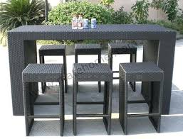 Patio Furniture Counter Height Table Sets Patio Backyard Patio Bar Patio Bistro Bar Set Counter Height Bar
