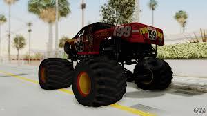 lexus monster truck pastrana 199 monster truck for gta san andreas
