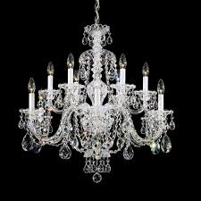 hampton bay crystal chandelier chandeliers design marvelous schonbek crystal chandelier hampton