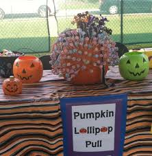 fall festival pumpkin lollipop pull color tips