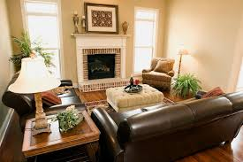 Small Living Room Leather Furniture - Small leather sofas for small rooms 2