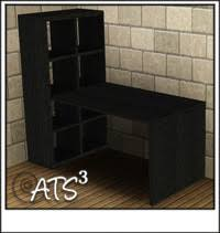 bureau expedit ikea around the sims 3 custom content downloads objects office