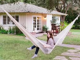 natural cotton hammock handmade