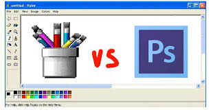 ms paint vs adobe photoshop u2013 who wins in the clash of the pixel