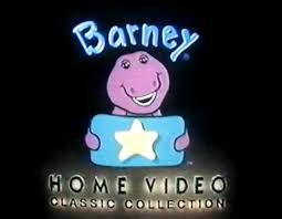 barney home video classic collection 1995 photo clg wiki