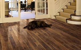 Distressed Laminate Flooring Distressed Hand Scraped Bamboo Flooring For Home Best Hand