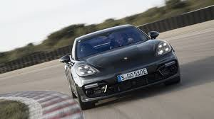 porsche electric hybrid 2018 porsche panamera turbo s e hybrid unleashes 680 hp and 627 lb ft