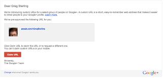 What Is Vanity Url Here U0027s My Google Vanity Url Email Invite
