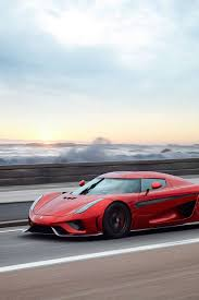koenigsegg red mobile hd wallpapers candy red koenigsegg regera sportscar speed
