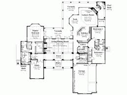 colonial plans eplans house plan a colonial 3351 square