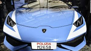 pictures of lamborghini meet italy s 200 mph crimefighter a lamborghini cnn style