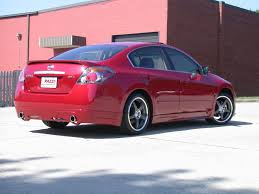 nissan altima body styles nissan altima full body kits nissan altima 4 dr abs plastic full
