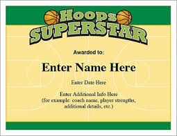 16 best sports certificate images on pinterest certificate