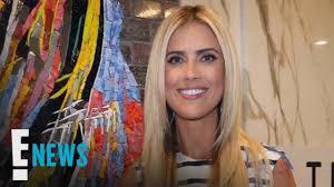 christina el moussa slips into a video news ebl news