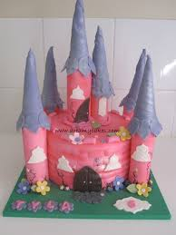 3 princess cake designs any little will love