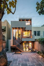 Narrow Houses 524 Best Casas Images On Pinterest Exterior Design Architecture