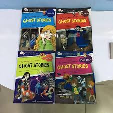 Stories From Around The World Ghost Stories Around The World Books Stationery Children S Books