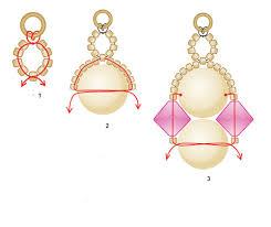 free easy pattern for bracelet radleja beads magic