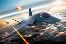 military air vehicles the air force of the future lasers on fighter jets planes that think