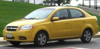 2009 chevrolet aveo information and photos momentcar
