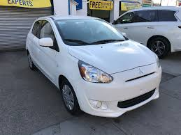 mitsubishi 2 door car used 2015 mitsubishi mirage hatchback 6 990 00
