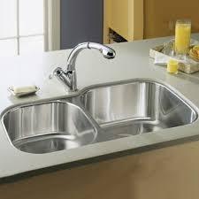 Kitchen Sink Kohler K3356 L Na Undertone Stainless Steel Undermount Bowl