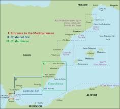 Marbella Spain Map by Pilot Books Mediterranean Spain Vol 1 Costas Del Sol U0026 Blanca