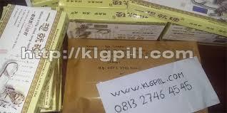 bukti pengiriman klg pills