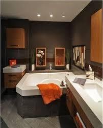 orange bathroom ideas bathroom 3 only going a lighter orange brown together