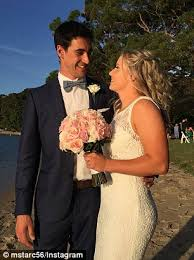carriã re mariage mitch starc and alyssa healy open up about their marriage daily