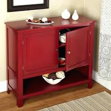red buffet sideboard red buffet cabinet medium size of sideboard