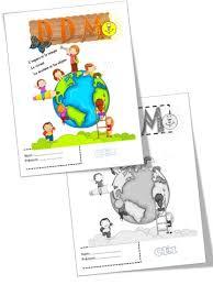 PAGES de GARDE et SOMMAIRES  20142015 CP  CE1 • ReCreatisse