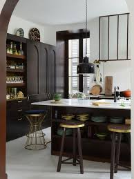 are brown kitchen cabinets outdated 6 espresso kitchen cabinets that shed their outdated rap