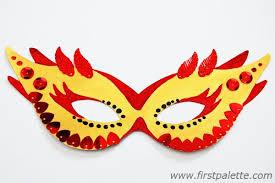 masquerade mask craft kids u0027 crafts firstpalette com
