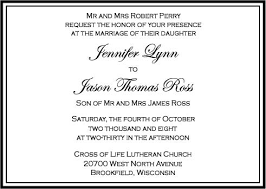 what to put on a wedding invitation custom wedding invitations 6u
