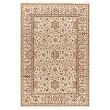 Concord Global Area Rugs Shop Concord Global Valencia Ivory Indoor Area Rug