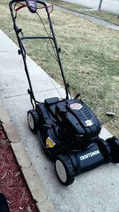 battery charged lawn mower for sale a 875hp self propelled