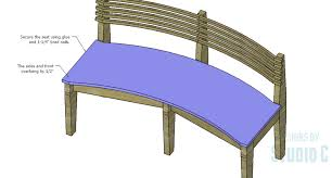 A Challenging Bench To Build U2013 Designs By Studio C