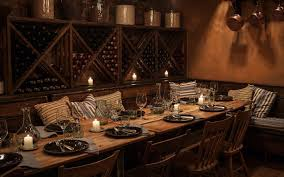 Private Dining Rooms In Nyc Il Buco