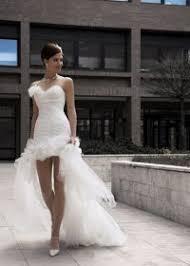 robe mari e courte devant longue derriere ludivine guillot robe de mariée sur mesure lyon bustier