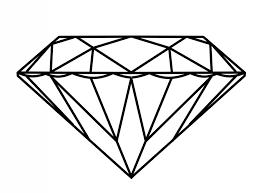 Diamond Shape Coloring Pages Getcoloringpages Com Color Pages