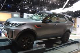 discovery land rover 2018 svx v8 is the ultimate land rover discovery for off roading and