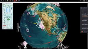 earthquake update 5 17 2017 nightly earthquake update forecast nw california